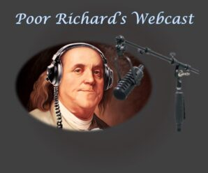 Poor Richard's Webcast – An Optimistic Vision for the Future